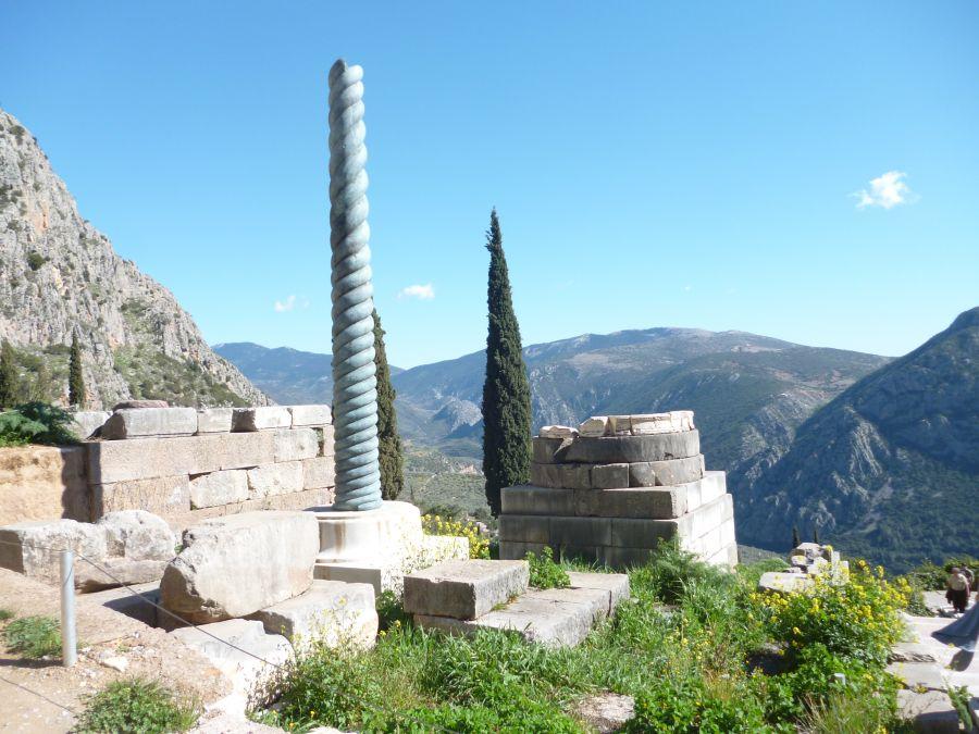 Athene en de Peloponnesos 2-9 maart, vliegreis