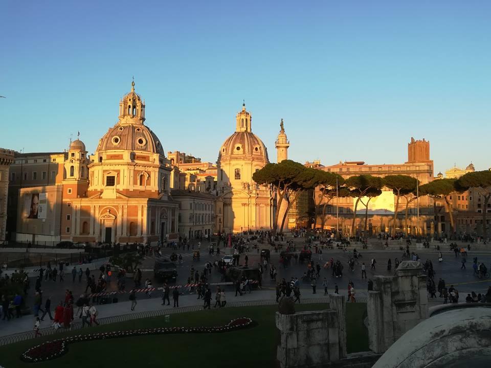 Rome 27 oktober – 1 november, vliegreis