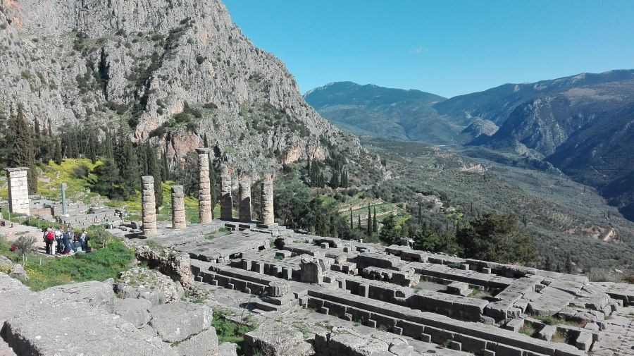Athene en de Peloponnesos