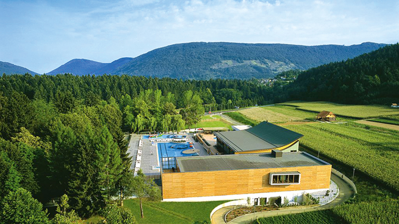 Dolenjske Toplice Slovenië 15-25 juli