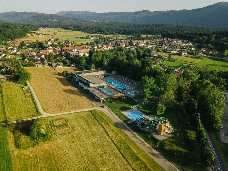 Dolenjske Toplice Slovenië